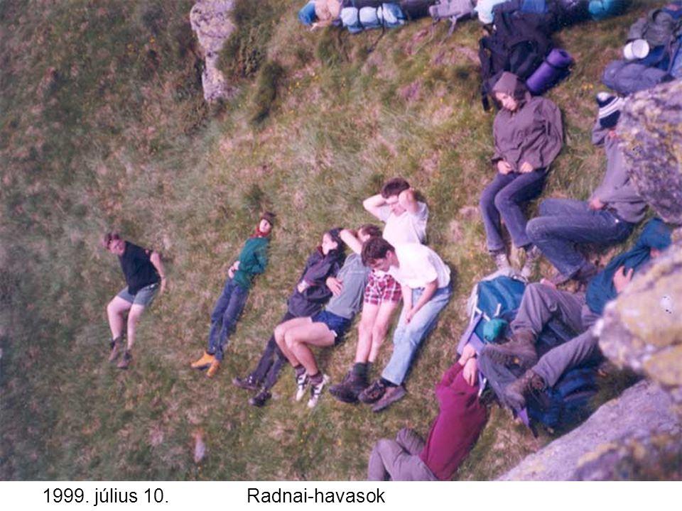 1999. július 10.Radnai-havasok
