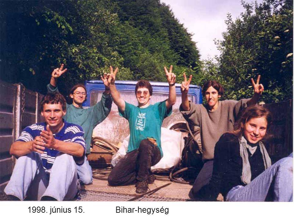 1998. június 15.Bihar-hegység