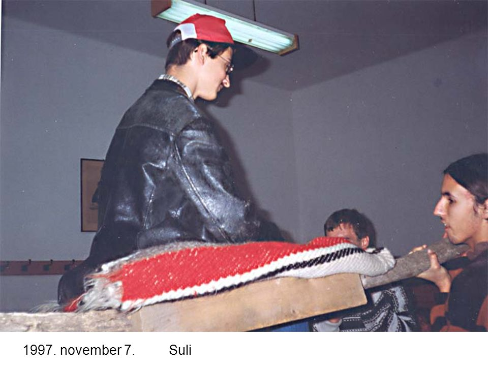 1997. november 7.Suli