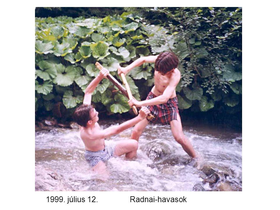 1999. július 12.Radnai-havasok