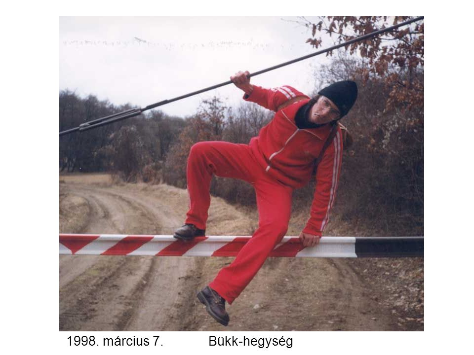 1998. március 7.Bükk-hegység