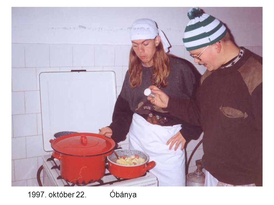 1997. október 22.Óbánya