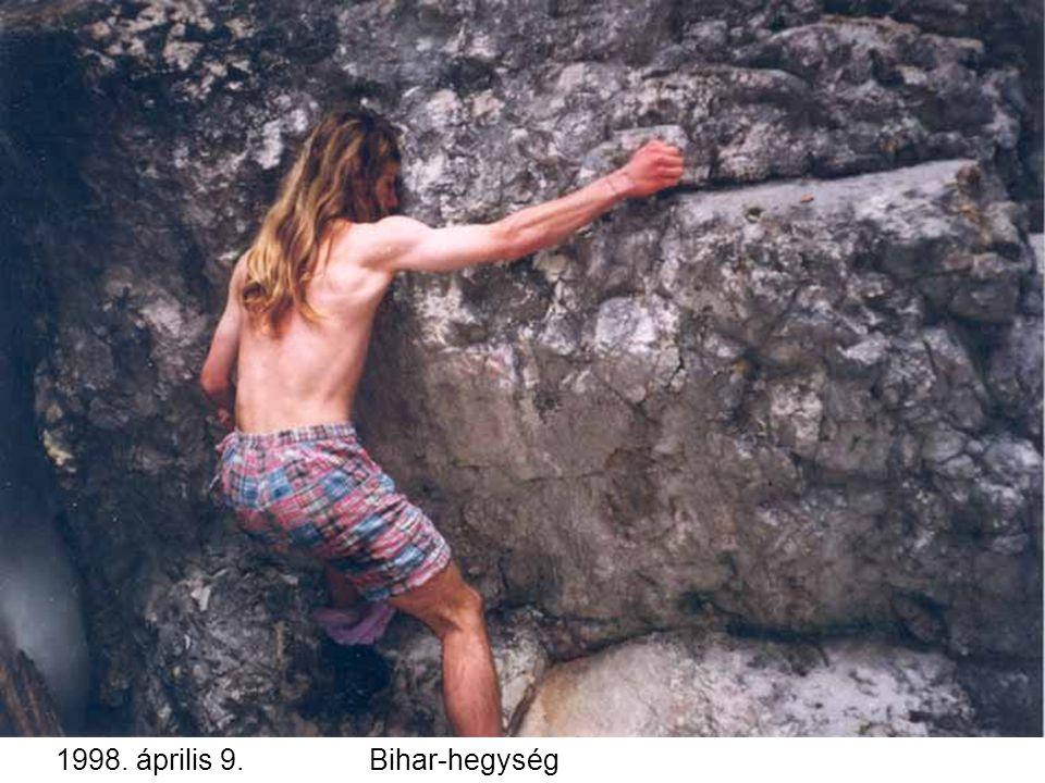 1998. április 9.Bihar-hegység