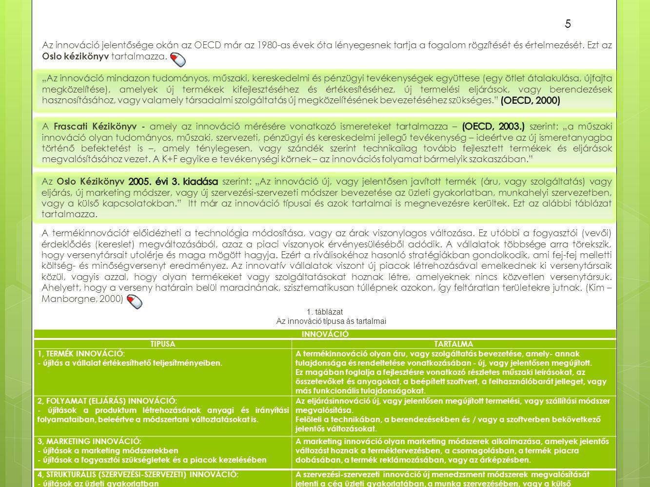 66 A regionális innovációs stratégiák megvalósításában az alábbi fogalmakkal és szereplőkkel célszerű megismerkednünk Búzás (2007): innovációs milliő ipari körzetek innovációs rendszerek helyi termelési rendszerek új ipari terek innovációs klaszterek, ipari együttműködési hálózatok tanuló régiók A felsorolt tényezők jellegzetességeit, illetve azok különbségeit az alábbi táblázat tartalmazza.