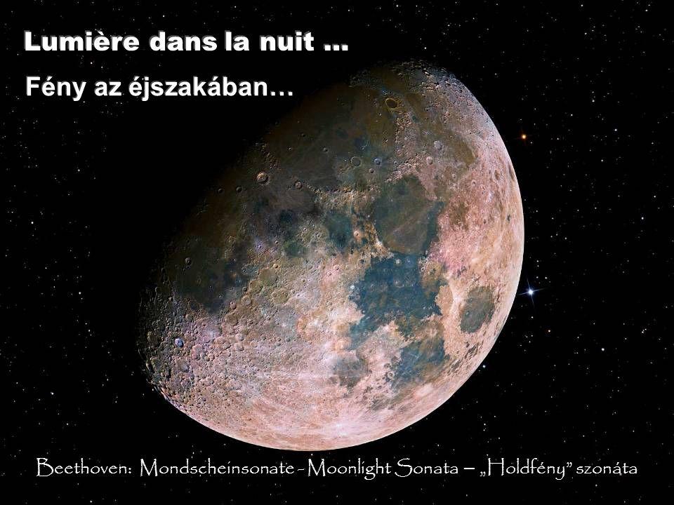 """Beethoven: Mondscheinsonate - Moonlight Sonata – """"Holdfény szonáta"""