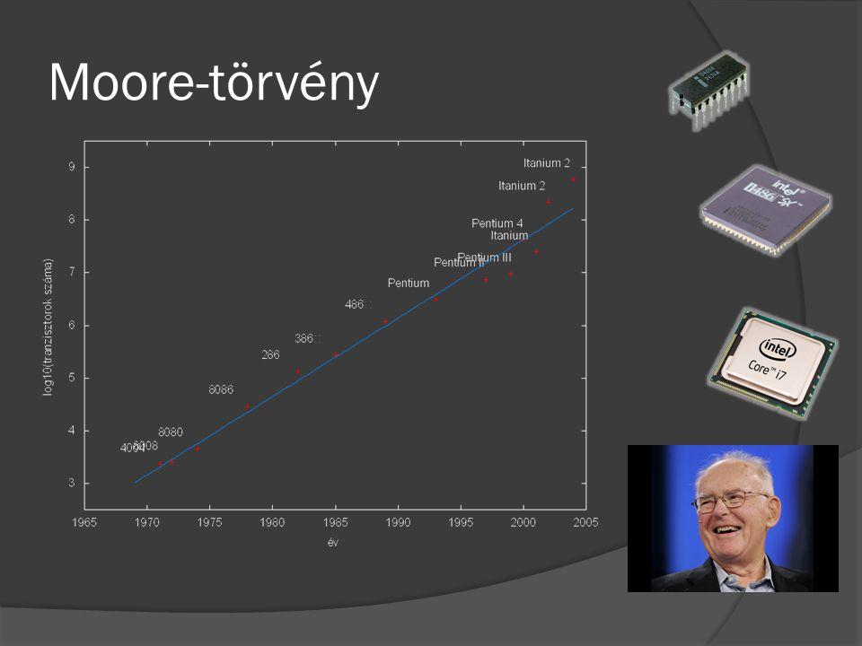 Moore-törvény
