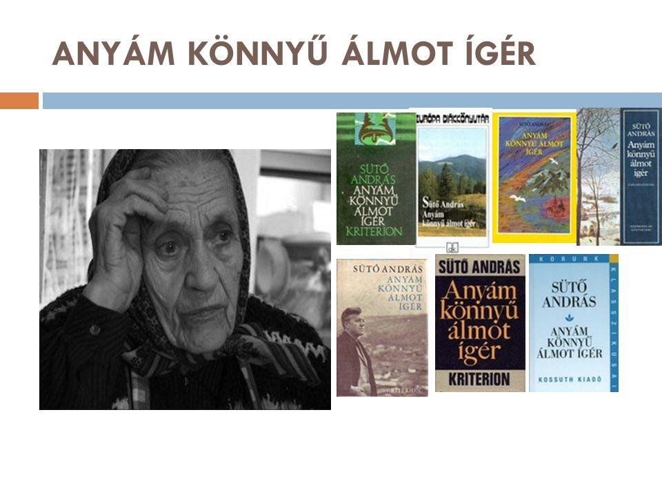"""A MŰ JELENTŐSÉGE  """"Hazai magyar irodalmunkban ez a könyv az első híradás az 50-es évek törvénytelen-ségeiről, az erőszakos népboldogítás áldozatairól."""