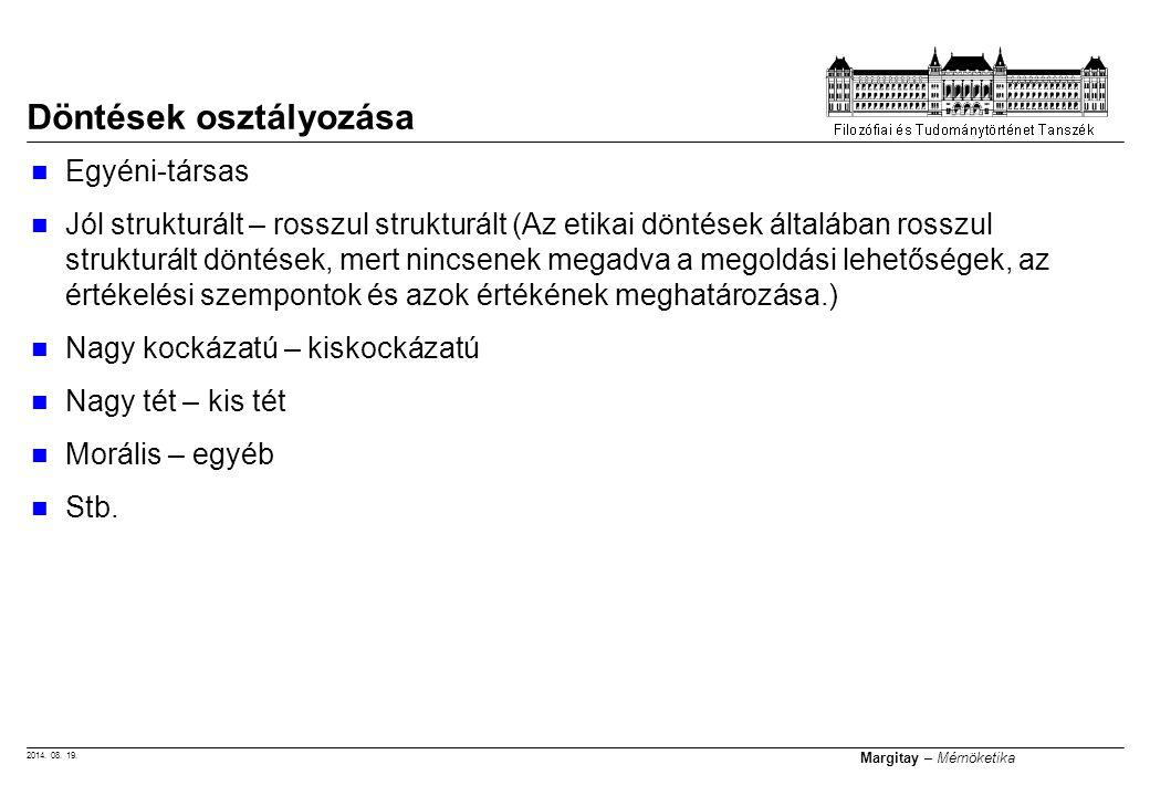 2014.08. 19. Margitay – Mérnöketika 1.