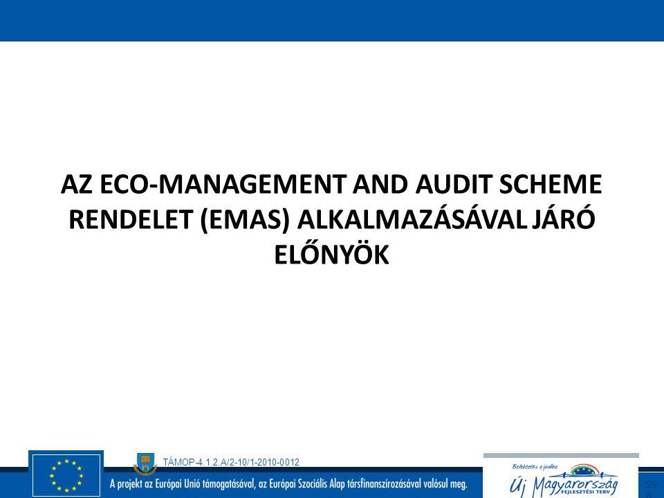 TÁMOP-4.1.2.A/2-10/1-2010-0012 29 7 A részvétel feltételei (folytatás/3) A háromévenkénti megújítás alapvető kötelezettség minden nyilvántartásban önk