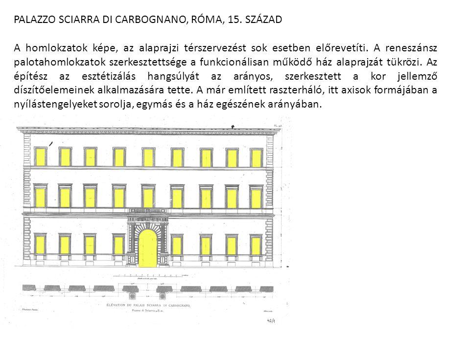 SAUERBRUCH HUTTON, DAS MUSEUM BRANDHORST, MÜNCHEN, 2009 Egy egyszerű homlokzati elem, mely Sauerbruch Hutton múzeum épülete esetében egy kerámia rúd megkomponált sorolása, beleértve az egymáshoz való távolságokat, a színeket, melyek egyszerre adják meg az épület homlokzatának karakterét.