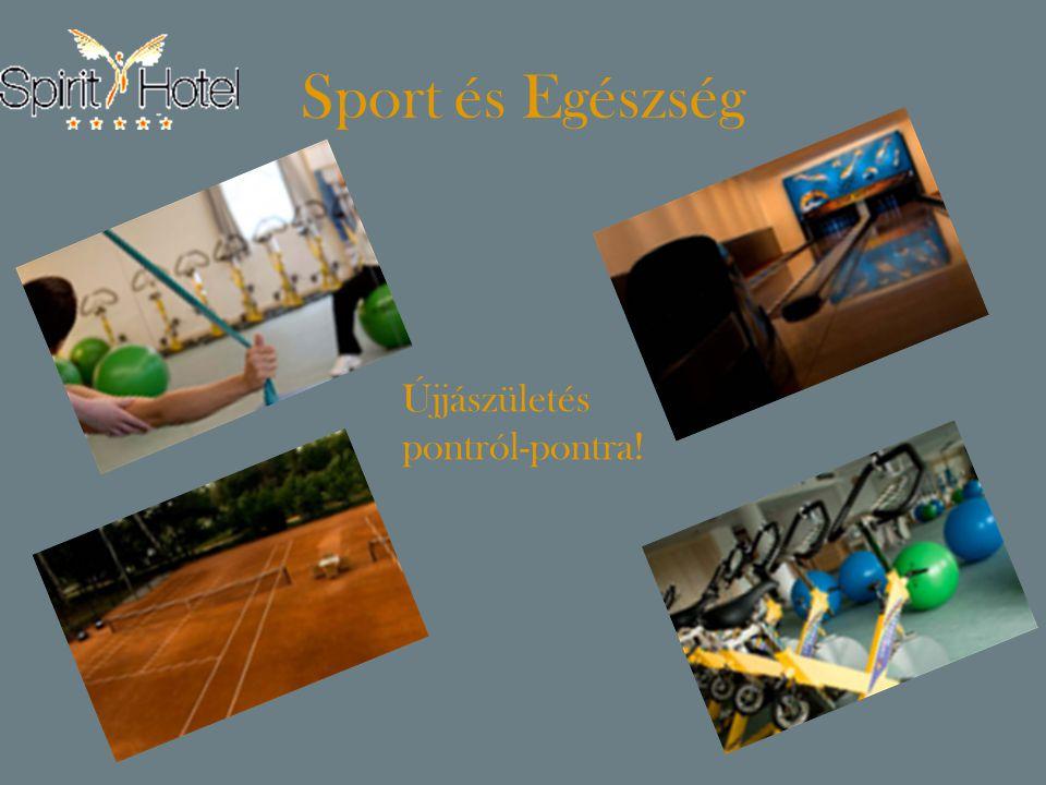 Sport és Egészség Újjászületés pontról-pontra!