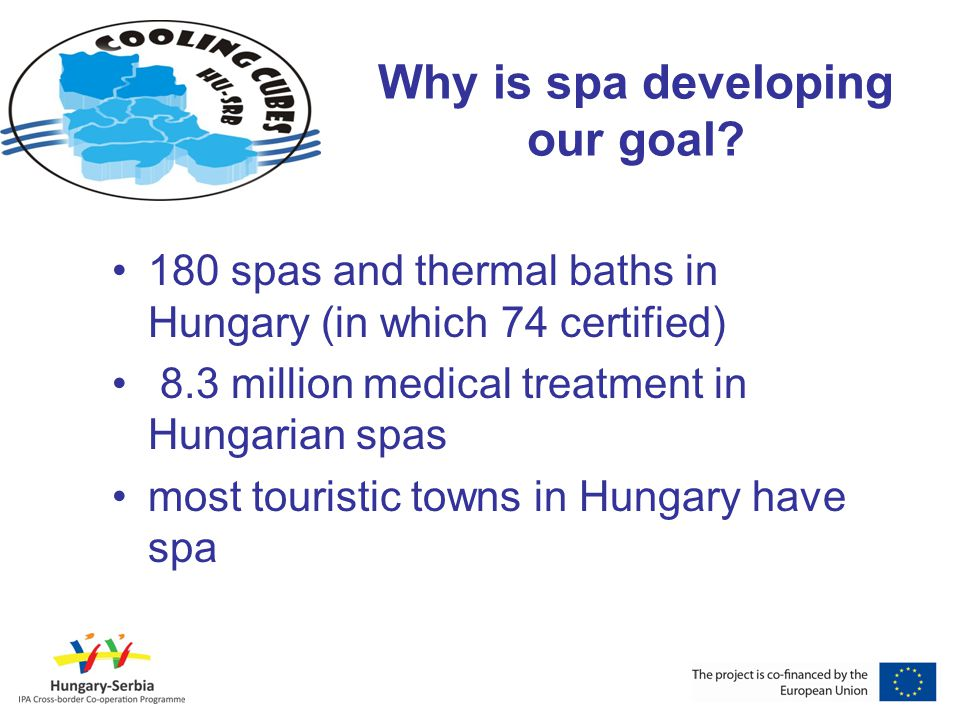 Why is spa developing our goal.