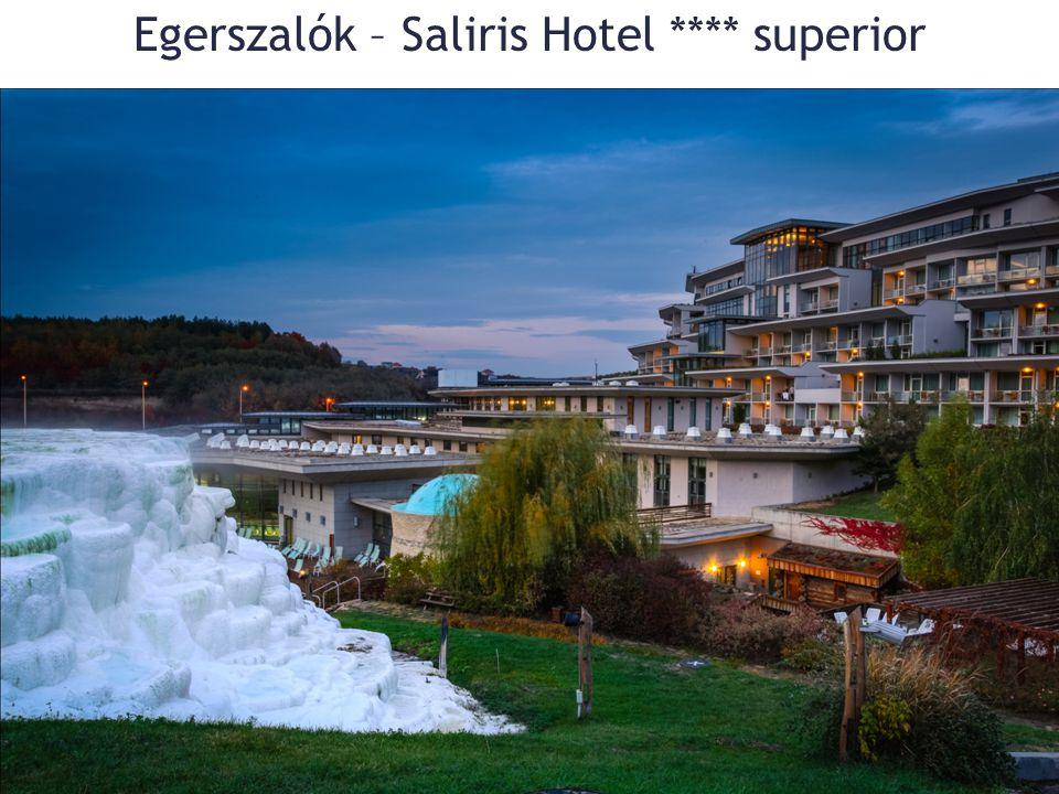 Egerszalók – Saliris Hotel **** superior