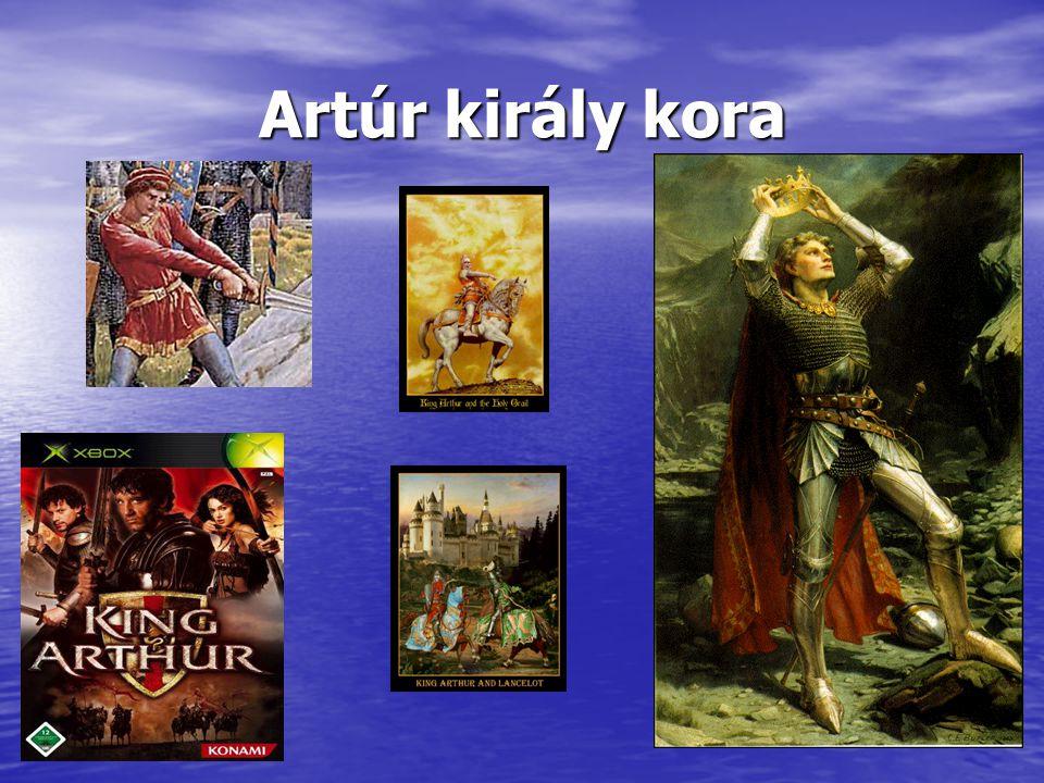 Artúr király kora