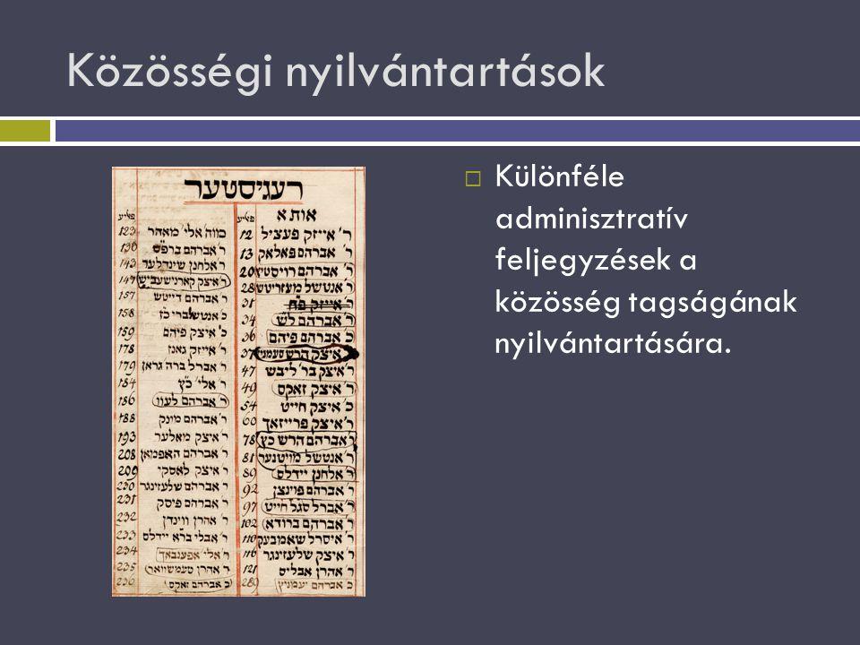 """Létrehozta a """"neológ Országos irodát, de a magyar zsidóság irányzatokra szakadt."""