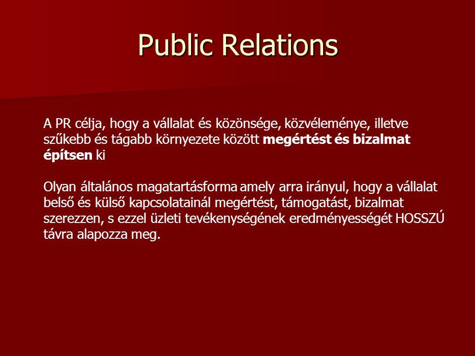 Reklámeszközök csoportosítása Közvetett és közvetlen eszközök Látásra, hallásra, látásra és hallásra, egyéb érzékszervre is ható eszközök Irányítható,