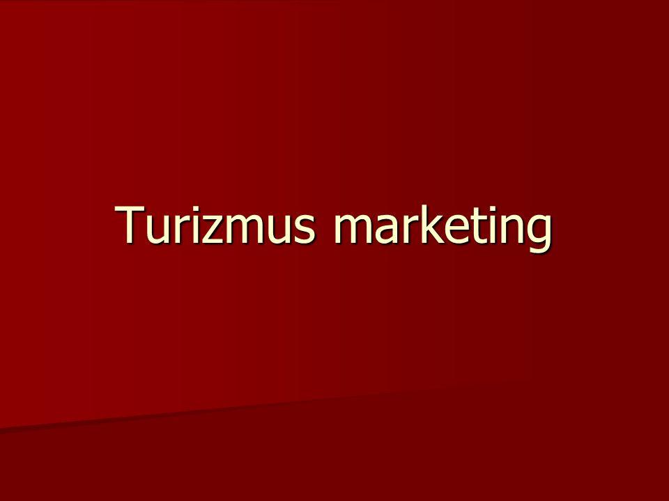 Turizmus marketing