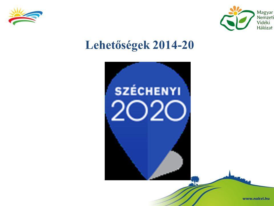 Lehetőségek 2014-20
