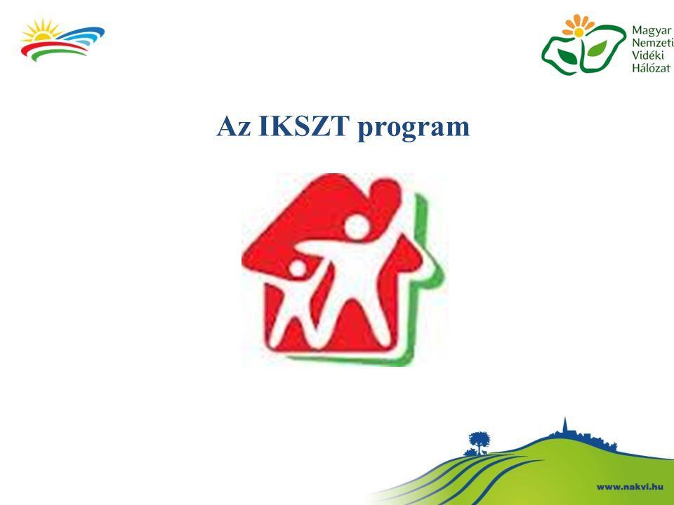 Az IKSZT program