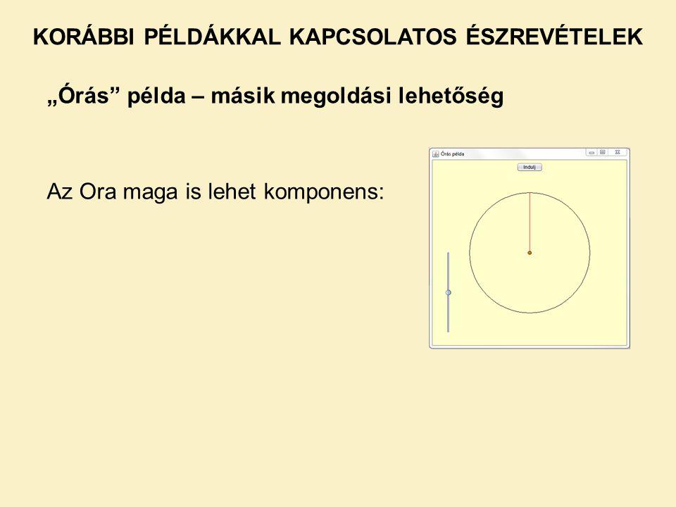 Egyszerű konzolos alkalmazásként beszéljük meg.