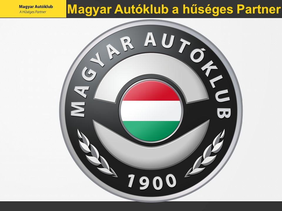 Magyar Autóklub a hűséges Partner