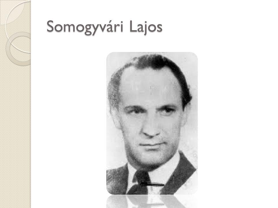 Somogyvári Lajos
