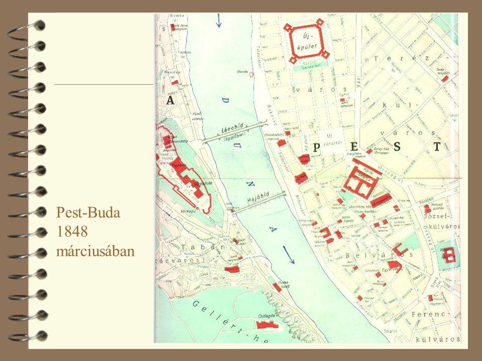 34 Pest-Buda 1848 márciusában
