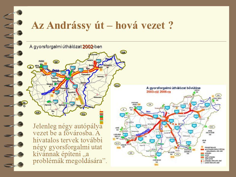 35 Az Andrássy út és a Belváros