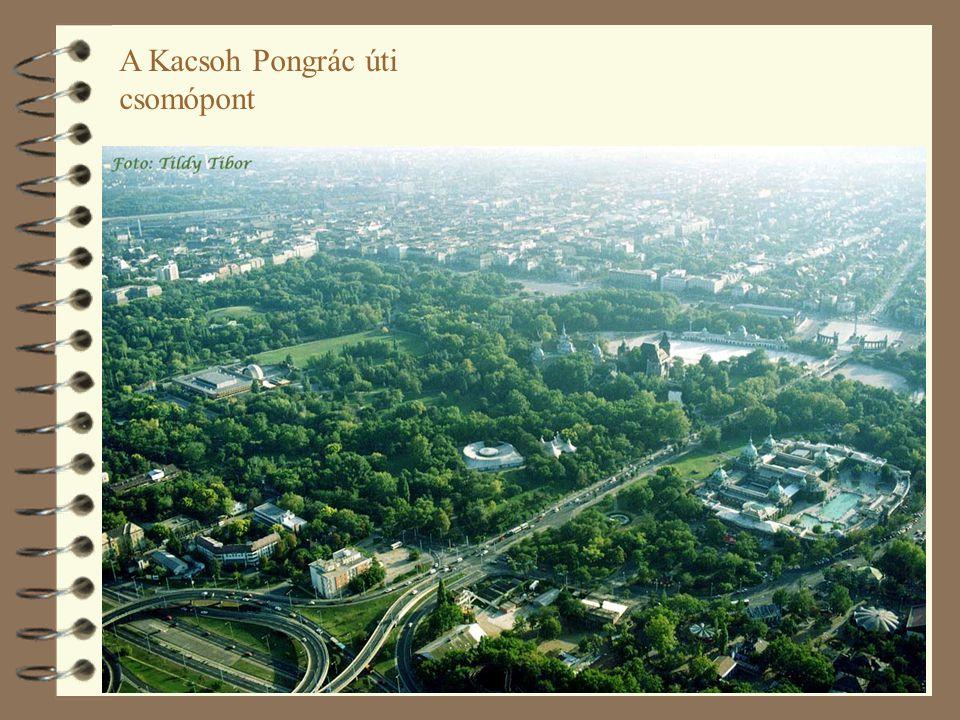 43 A Kacsoh Pongrác úti csomópont