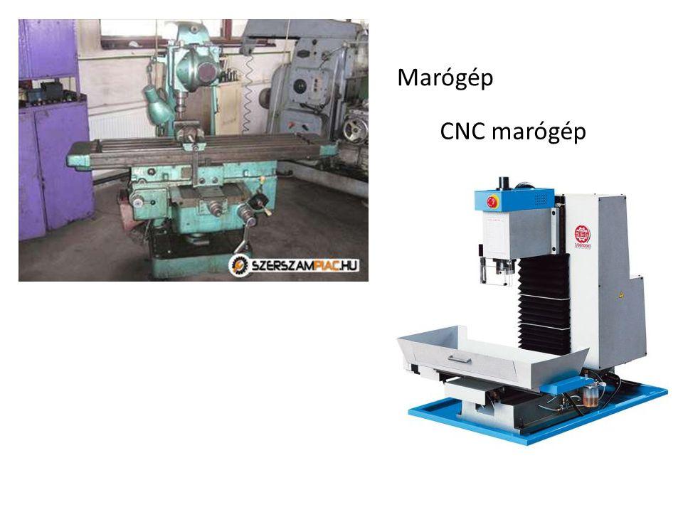 Marógép CNC marógép