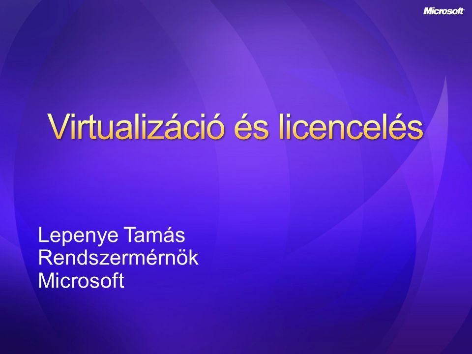 Lepenye Tamás Rendszermérnök Microsoft