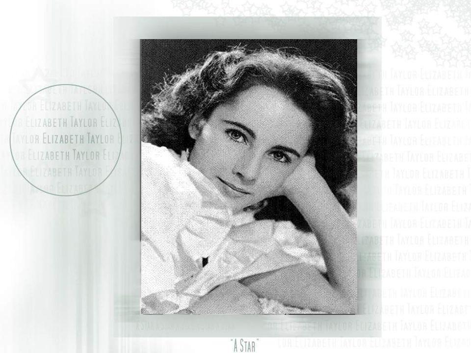Elizabeth Rosemond Taylor 1932. febr.