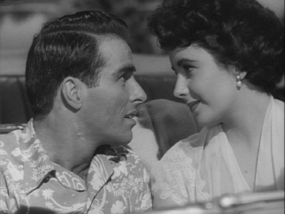 """""""A NAGY DERBY című filmben, 1944"""