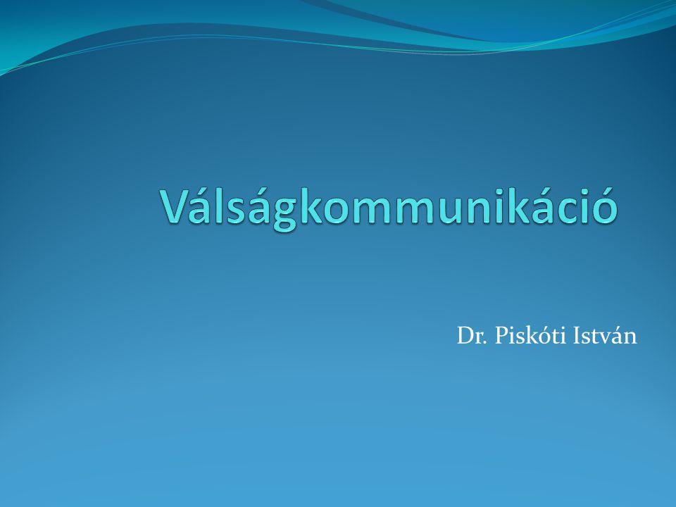 Dr. Piskóti István