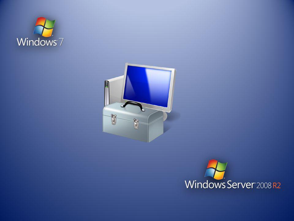 BITS Aszinkron, szkriptelhető Hálózati forgalom optimalizálás BPA ISE konzol ISE konzol Server Manager Server Manager Egyéb, külső BITS szerviz WSMan protokoll WSMan protokoll WMI protokoll WMI protokoll PowerShell Engine WSMan és WMI Jól bevált (a WS03 R2 óta) Távoli is, OS / hardver is PowerShell V2 Univerzalitás, automatizmus Már távolból is Felügyelt komponensek (OS, alkalmazások, eszközök) UI eszközök Feladatorientált, testre- szabható, kiterjeszthető