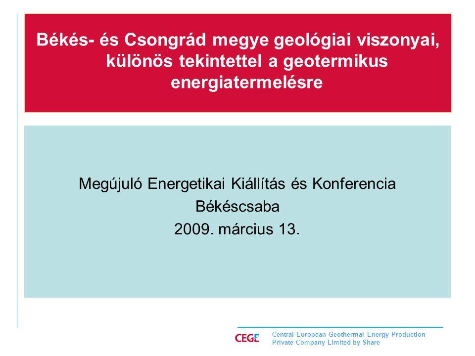 Megújuló Energetikai Kiállítás és Konferencia Békéscsaba 2009.