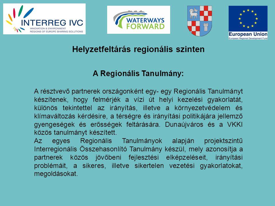 A Regionális Érdekeltségi Platformok (Regional Stakeholder Platform) Az egyes partnerek, így Dunaújváros is, a projekt keretében egy Regionális Érdekeltségi Platformot (továbbiakban: RSP) állított fel azzal a céllal, hogy a projekt teljes időtartama során biztosítsuk a helyi érdekcsoportok bevonását, tájékoztatását az alulról felfelé való szerveződés és a több szempontú megközelítés jegyében.