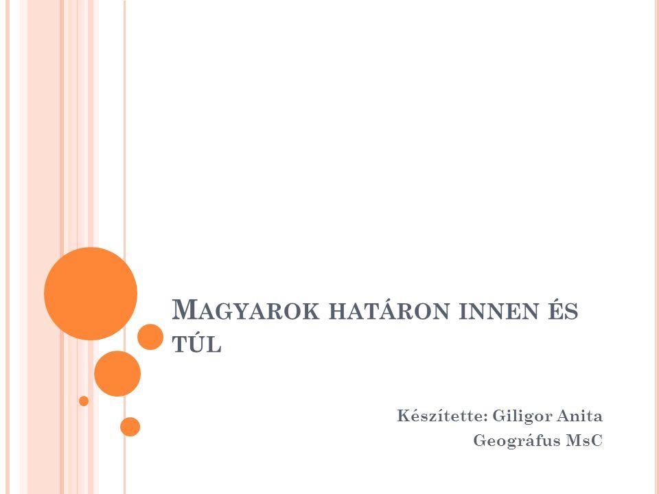 T RIANON ELŐTT Magyarország létrejötte a magyar törzsek kárpát-medencei honfoglalásához köthető.