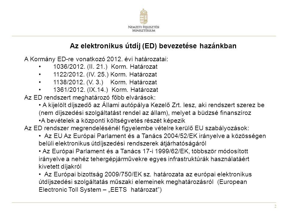 13 ED Beszerzés Hirdetmény közzétételével induló tárgyalásos, gyorsított eljárás Hirdetmény megküldése 09.19 10.05 Kiegészítő tájékoztatás megadása Részvételi határidő 10.10 (11:00) 10.12 Hiánypótlási kiküldése Hiánypótlási határidő 10.17 10.18 Részvételi jelentkezések értékelése Döntés a részvételi szakasz eredményéről 10.18 10.19 Összegezés megküldése Ajánlattételi felhívás megküldése 10.19 10.24 (13:00) Helyszíni konzultáció Ajánlattételi határidő 11.05 11.06 Hiánypótlás kiküldése Hiánypótlási határidő 11.09 11.12 Közbenső döntés (alkalmasság, kizáró okok) Első tárgyalás időpontja 11.13 11.21 Tárgyalások lezárása Végeleges AF megküldése 11.23 11.28 Végleges ajánlattételi határidő Eljárást lezáró döntés 11.30 12.03 Összegzés megküldése Szerződéskötés 12.14 ED BEVEZETÉS 2013.07.01