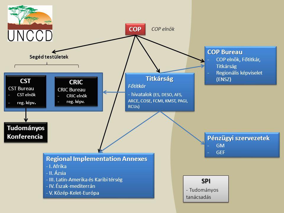 COPCOP CST CST Bureau -CST elnök -reg. képv.CST CST Bureau -CST elnök -reg.