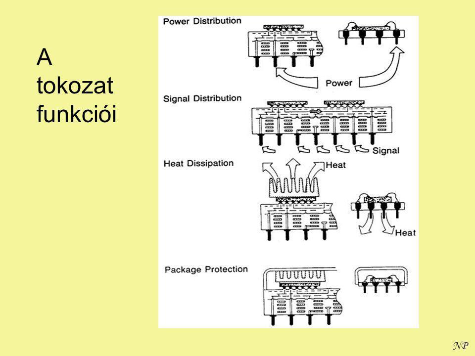 NP A tokozat funkciói