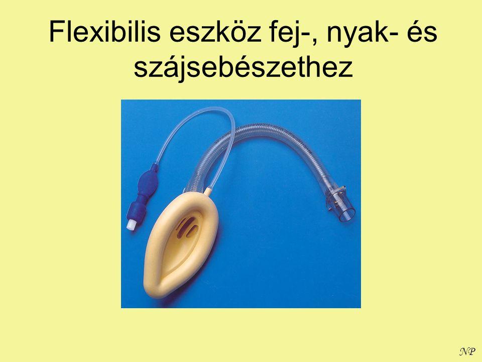 NP Flexibilis eszköz fej-, nyak- és szájsebészethez