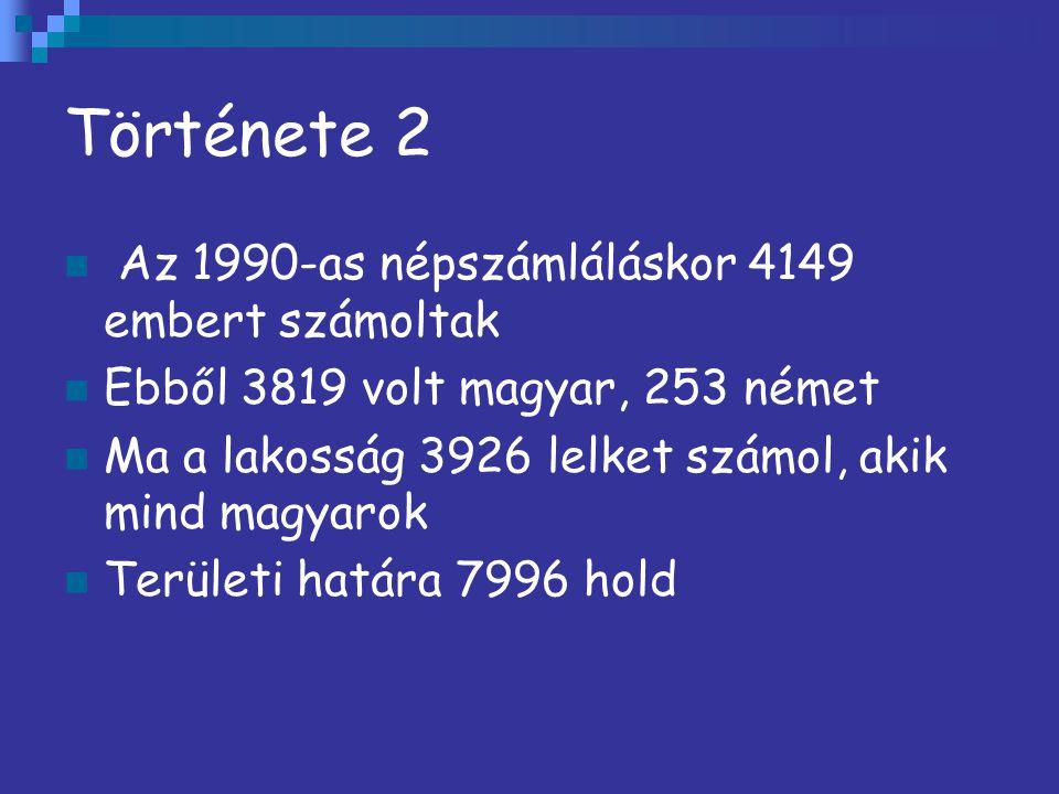 Nevezetességei A Duna holtága 17 hektár vízfelület horgászásra kitűnően alkalmas.