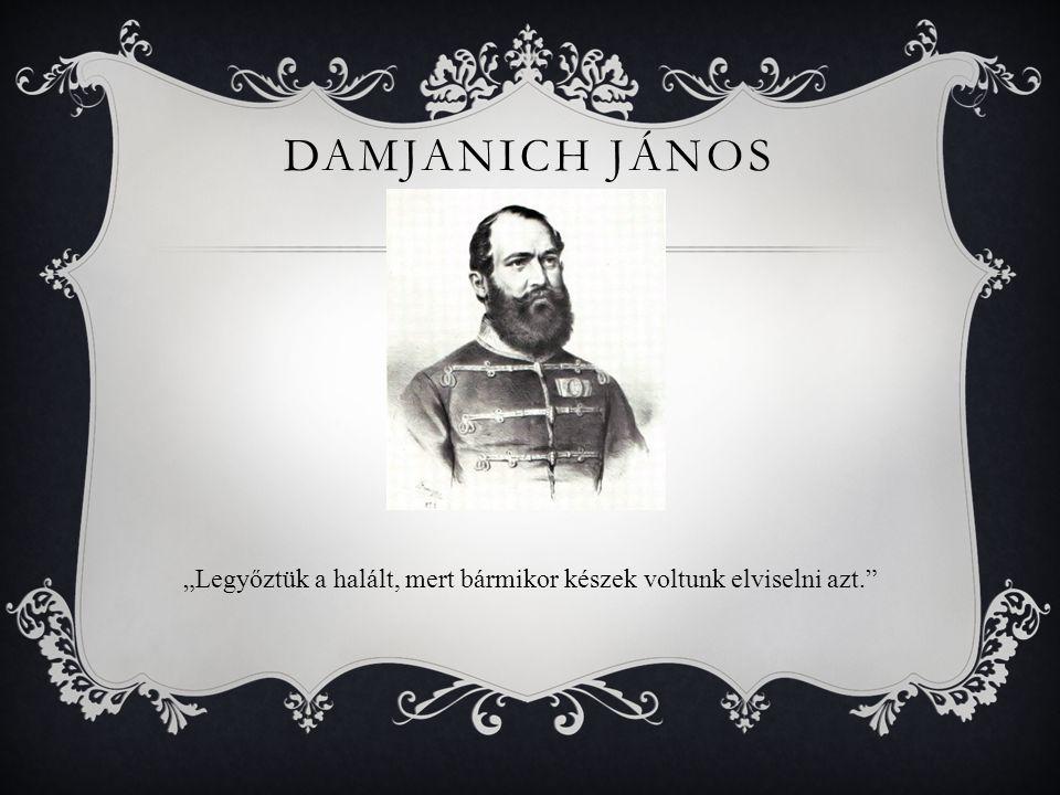 """AULICH LAJOS """"Szolgáltam, szolgáltam, mindig csak szolgáltam. És halálommal is szolgálni fogok. Forrón szeretett magyar népem és hazám, tudom, megérti"""