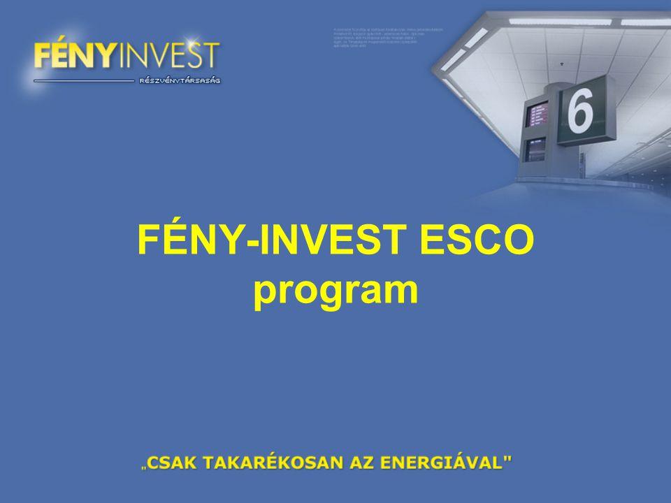 FÉNY-INVEST ESCO program