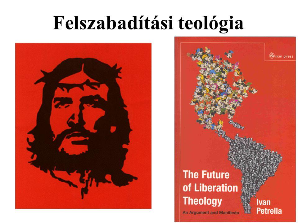 Felszabadítási teológia