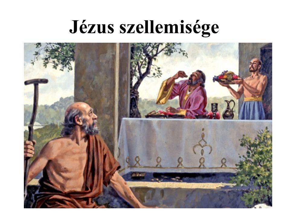 Jézus szellemisége