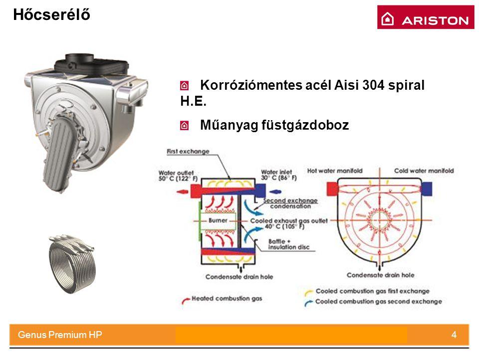 July 2008Genus Premium HP5 Vezérlés Galileo 1 vezérlés Nagy ventilátor teljesítmény Módosított vezetékek az előzőekhez képest Analóg és digitális nyomásmérő Műszerfal 100%-ban azonos a Genus Premium Systemével AUTO funkció INFO gomb LCD kijelző