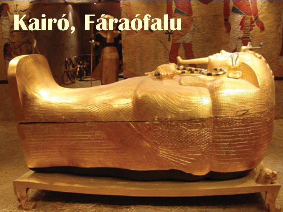 Kérem, szíveskedjen a hangszórót bekapcsolni Automatikus diavetítés Kairó, Fáraófalu