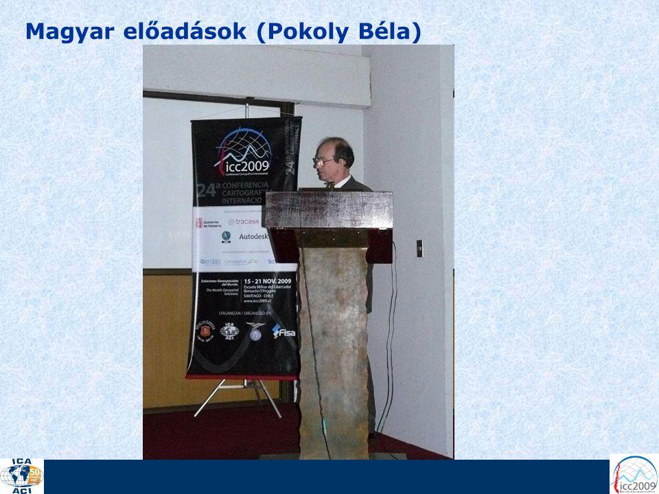 Magyar előadások (Pokoly Béla)
